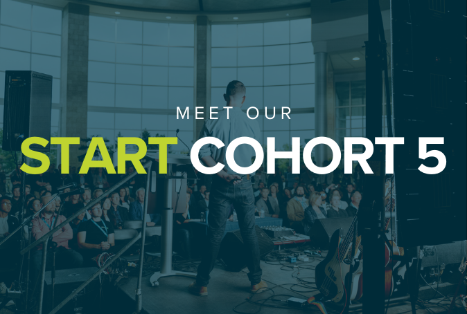 Meet our START Cohort 5