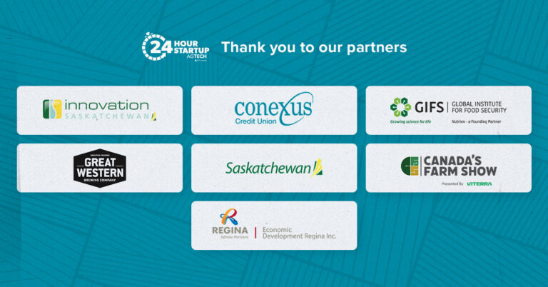 Canada's Farm Show 24 Hour Startup Agtech Partners