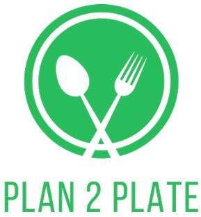 Plan 2 Plate Logo